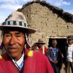 Aymaras Peru